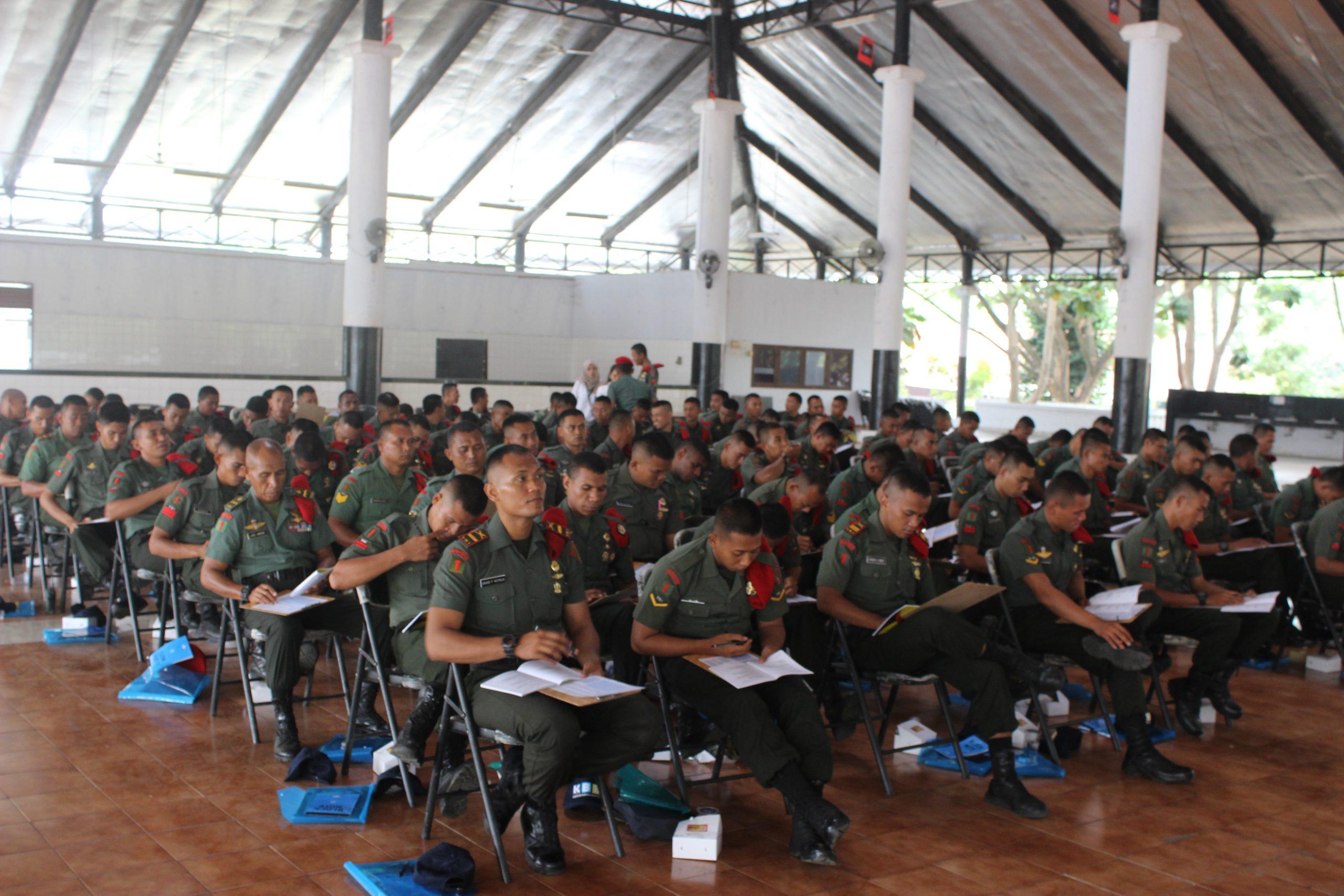 Sosialisasi Uji Kemahiran Berbahasa Indonesia (UKBI) bagi Tenga Profesional daan Calon Tenaga Profesional di Kota Serang