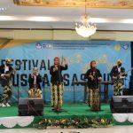 Festival Musikalisasi Puisi dengan Prokes